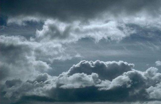 أجواء غائمة ونزول أمطار في طقس اليوم الاثنين