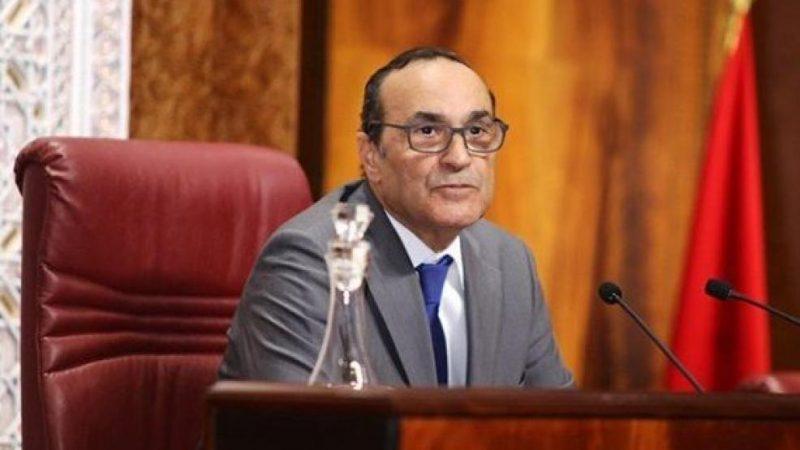 الحبيب المالكي: موقف المغرب اتجاه القضية الفلسطينية تابث ولا يمكن زحزحته