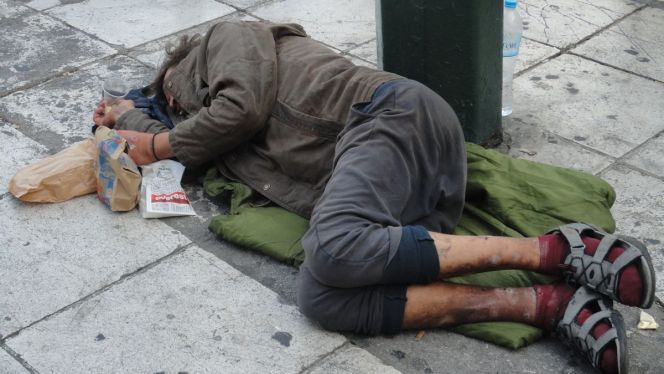 المعقمات الكحولية تسببت في وفاة 11 متشرد