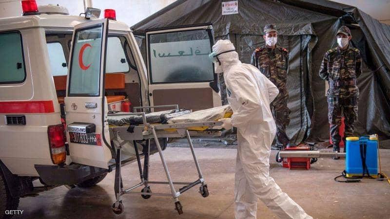 عاجل: إجمالي الإصابات بفيروس كورونا يتجاوز 200 ألف حالة مؤكدة