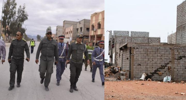 إقليم شيشاوة ..حملات تواجه البناء العشوائي بدائرة مجاط
