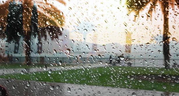 هذه مقاييس التساقطات المطرية المسجلة خلال الـ24 ساعة الماضية
