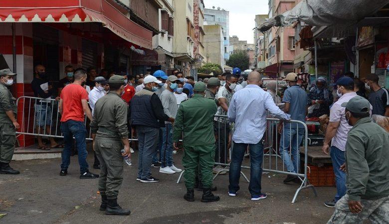 تسجيل 129 إصابة جديدة بفيروس كورونا على مستوى جهة مراكش