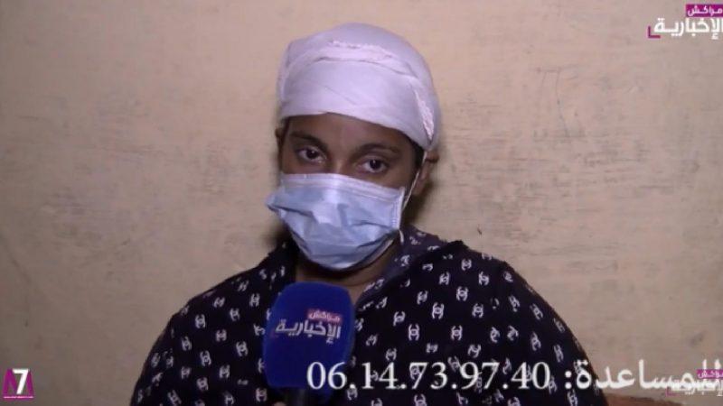 فيديو: السيدة التي تعرضت لاعتداء بحي الملاح تناشد المحسنين بعدما انقطع قوت يومها وأصبحت مهددة بالتشرد