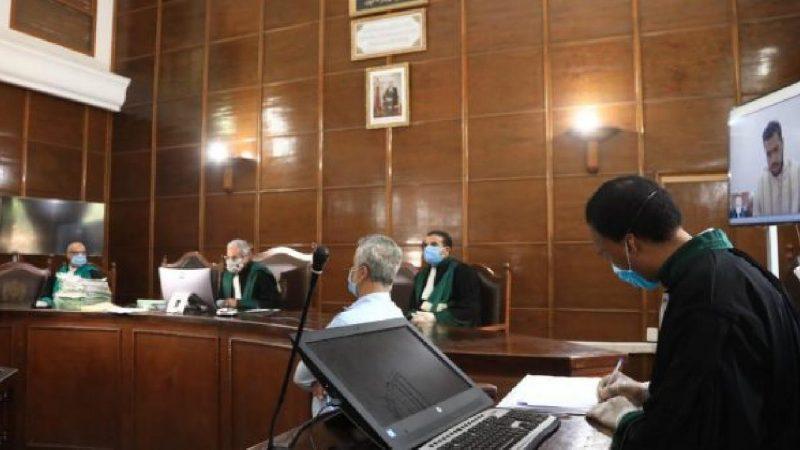 المجلس الأعلى للسلطة القضائية يكشف حصيلة المحاكمات عن بعد في 5 أشهر