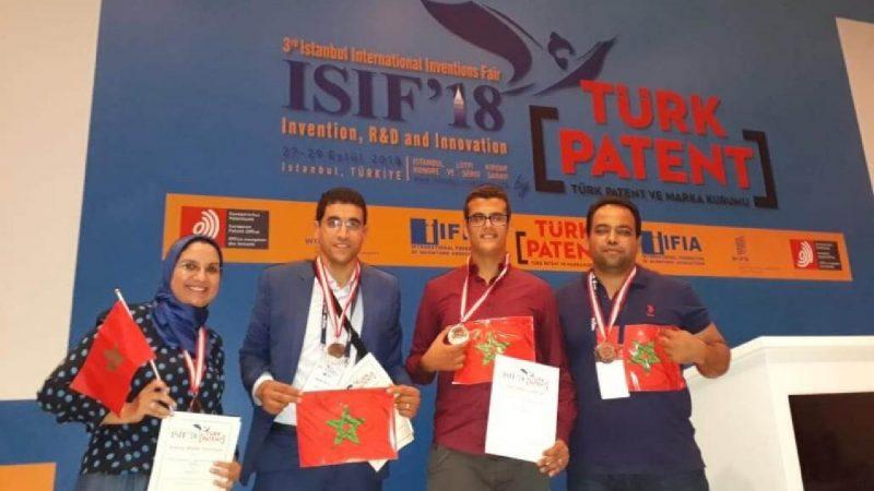 مخترعون مغاربة يحرزون 11 ميدالية في معرض إسطنبول الدولي للاختراعات