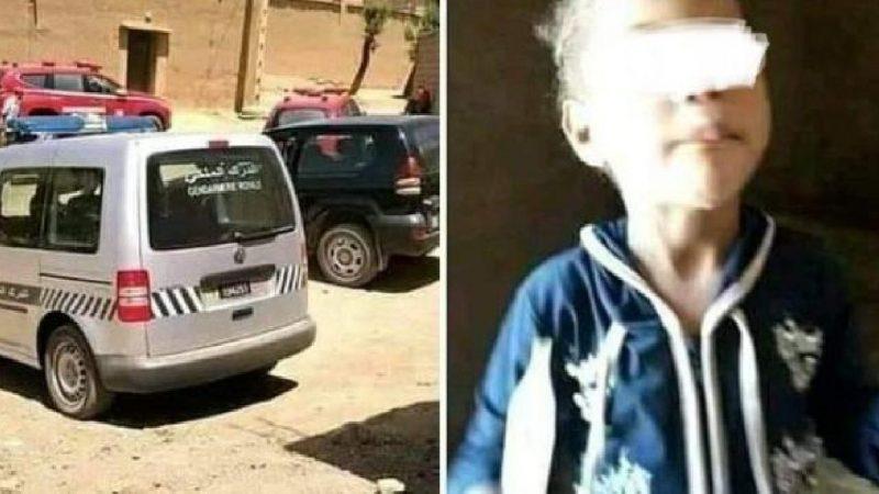 اٍيقاف شخص متهم بقتل الطفلة نعيمة