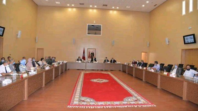 اجتماع باليوسفية للنهوض بالقطاع السياحي بالإقليم