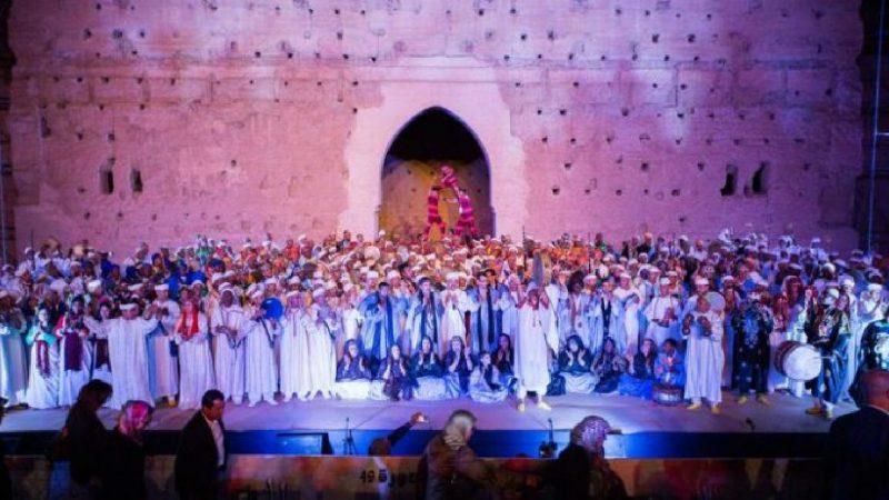 تأجيل الدورة 51 من مهرجان الفنون الشعبية بمراكش إلى السنة المقبلة