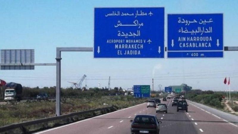 تراجع مداخيل الطرق السيارة بالمغرب بأكثر من 400 مليون درهم لسبب فيروس كورونا