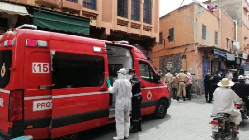 تسجيل 165 إصابة جديدة بفيروس كورونا على مستوى جهة مراكش