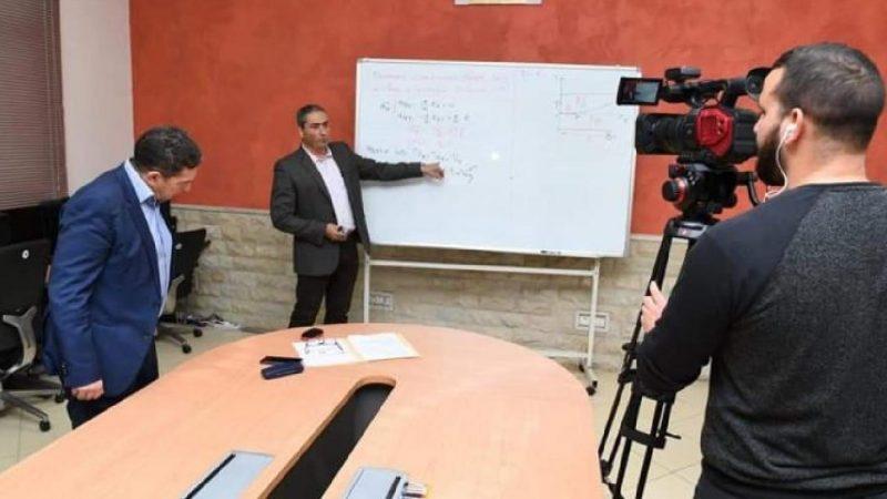 وزارة التربية الوطنية تشرع في بث الدروس المصورة