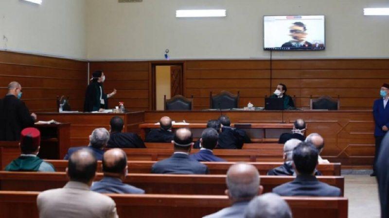 عقد أزيد من 400 جلسة عن بعد بمحاكم المغرب خلال الأسبوع الأخير