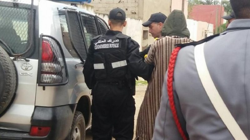 اعتقال شاب متهم باغتصاب مسنة وأخريات تحت التهديد بأسفي
