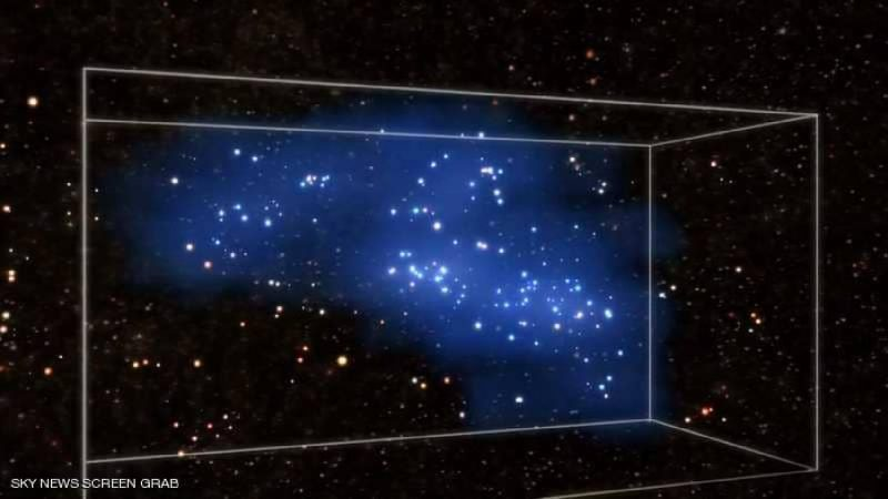 اكتشاف ثقب أسود هائل يحتجز 6 مجرات