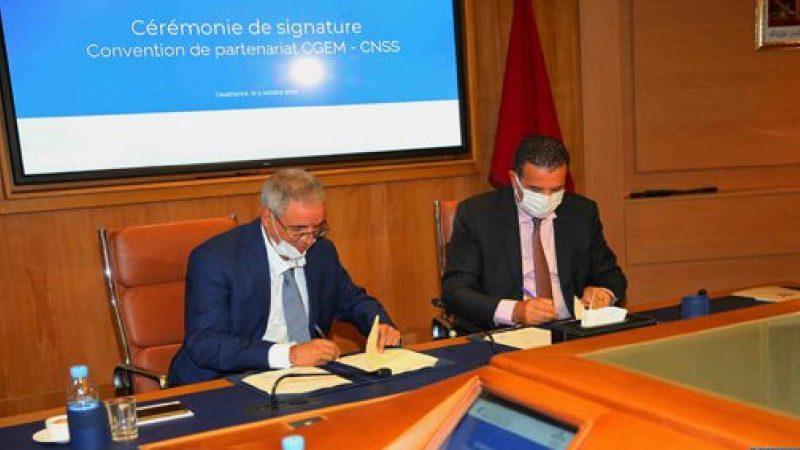 الاتحاد العام لمقاولات المغرب والصندوق الوطني للضمان الاجتماعي ينشئان خدمة وساطة جديدة