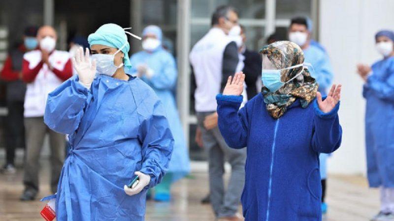 كورونا في المغرب.. تسجيل 2018 حالة شفاء مقابل 41 وفاة
