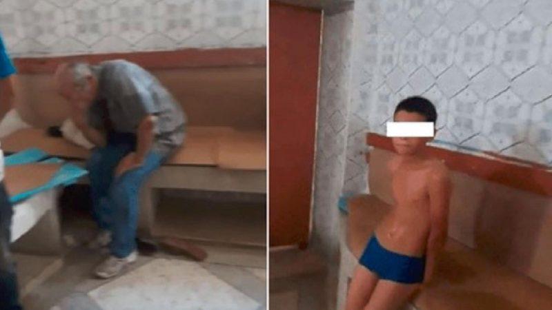 اعتقال 'كسال' لاتهامه بمحاولة اغتصاب قاصر داخل حمام شعبي بشيشاوة