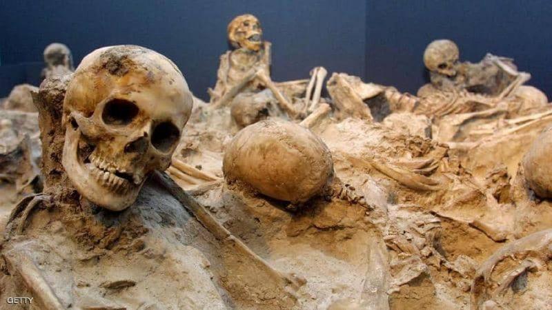 'اكتشاف ثوري' داخل جمجمة محنطة قبل 2000 عام