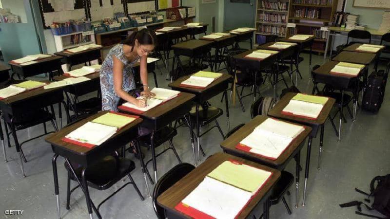 إغلاق المدارس في بؤر تفشي الفيروس في ولاية نيويورك
