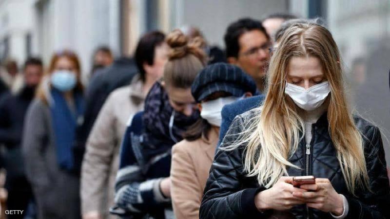 كم يسافر فيروس كورونا في الهواء؟.. خبراء يحددون المسافة