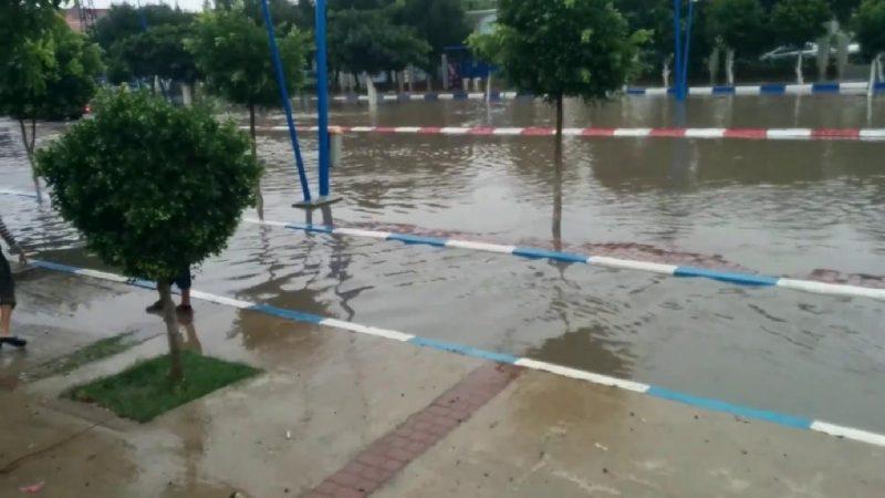 تدابير استباقية لمواجهة فيضانات محتملة بأسفي