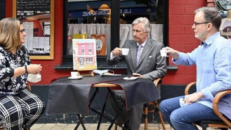 بلجيكا تغلق المقاهي مع تفاقم انتشار كورونا
