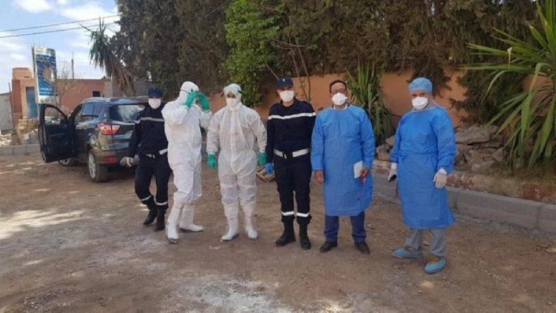 عدد الإصابات بفيروس كورونا بقلعة السراغنة يصل إلى 1442 حالة