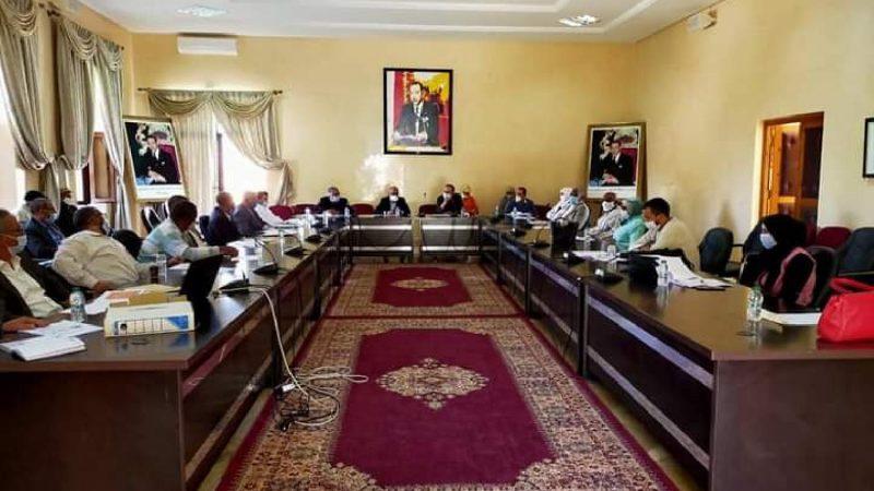 جماعة سيدي رحال تصادق على توزيع الدعم المخصص للجمعيات برسم 2021
