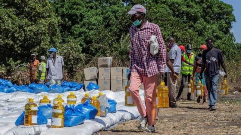 فوزبرنامج الأغذية العالمي التابع للأمم المتحدة بجائزة نوبلللسلام