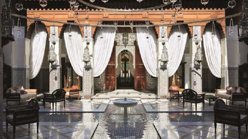 اختيار فندق 'رويال منصور' مراكش الأفضل قاريا للسنة الثانية تواليا