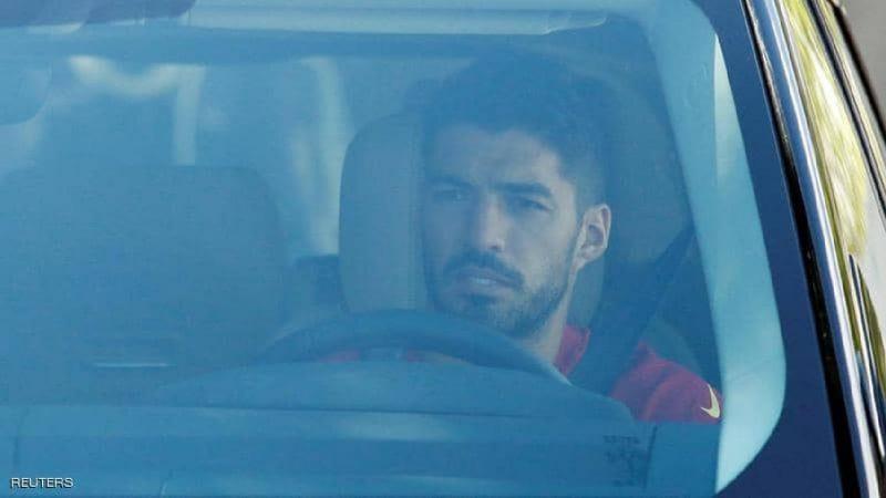 سواريز يكشف تفاصيل 'بكاء الرحيل' عن برشلونة