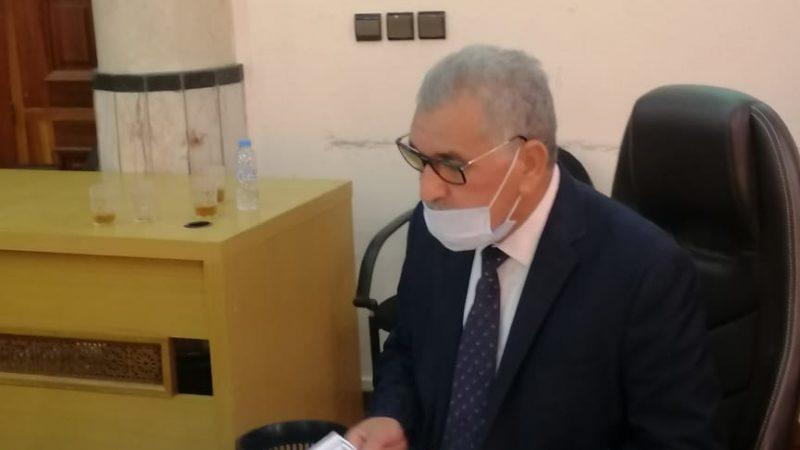 لحسن ايت ناصر: بذلنا مجهودا كبيرا من أجل اٍخراج ملاعب القرب اٍلى حيز الوجود بالحوز