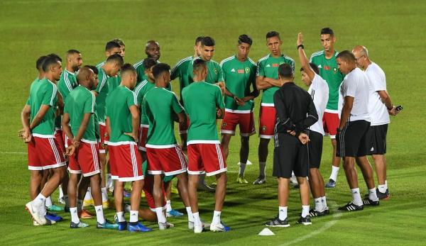 المنتخب الوطني للاعبين المحليين لكرة القدم يخوض مباراتين وديتين