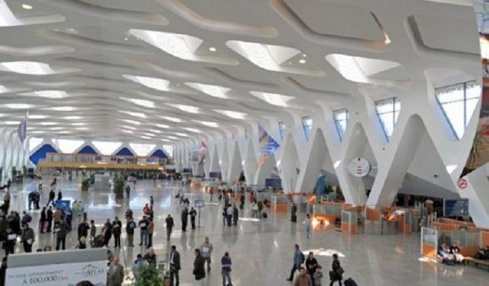 أزيد من 28 مليون درهم لتعزيز النظام الأمني لمطار مراكش المنارة