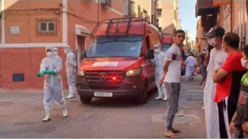 تسجيل 3498 حالة اصابة جديدة بكورونا