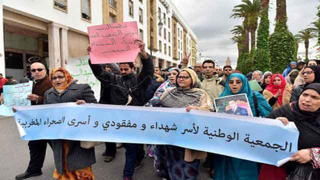 قانون مهمل الأمة وأسر شهداء الجيش المغربي.
