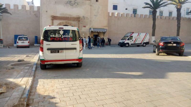 مصالح الأمن بالصويرة توقف سبعة أشخاص يقومون بتوزيع كتب التبشير بالمدينة العتيقة