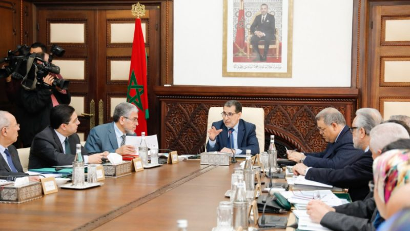 مجلس الحكومة يتدارس مشروع قانون المالية لسنة 2021