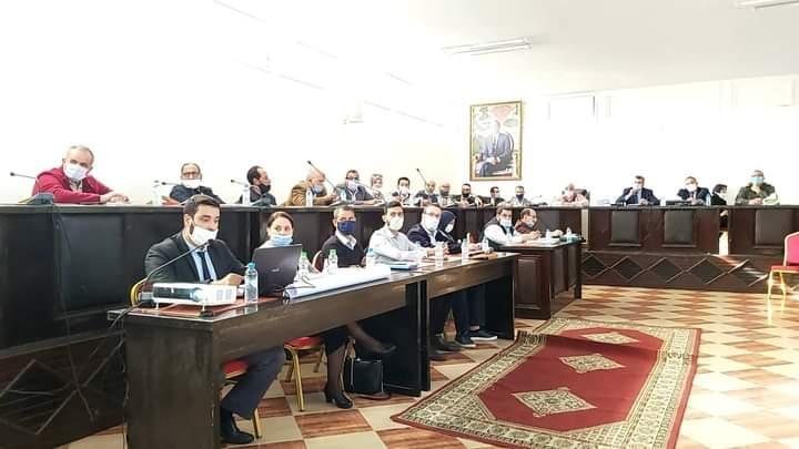 أعضاء المجلس الجماعي بالصويرة يوافقون على تبني ملاحظات و آراء المواطنين بخصوص مشروع تصميم التهيئة