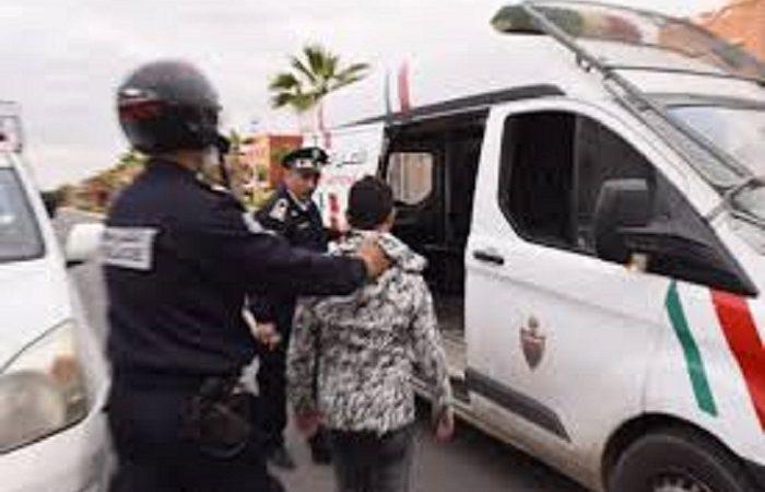 توقيف سائق شاحنة تسبب في حادثة سير مميتة بحي أزلي