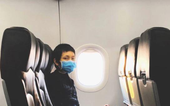 """دراسة """"حاسمة"""" تكشف احتمال الإصابة بكورونا على متن الطائرة"""