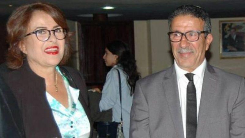 وفاة الممثل المغربي عزيز سعد الله