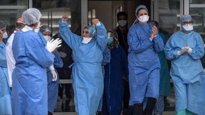فيروس كورونا.. تسجيل 2392 حالة شفاء مقابل 60 وفاة
