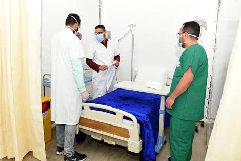5 اٍصابات جديدة بفيروس كورونا بإقليم الحوز
