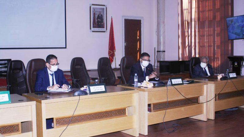 المصادقة على اٍنجاز مشاريع اجتماعية حيوية لفائدة سكان اقليم الحوز