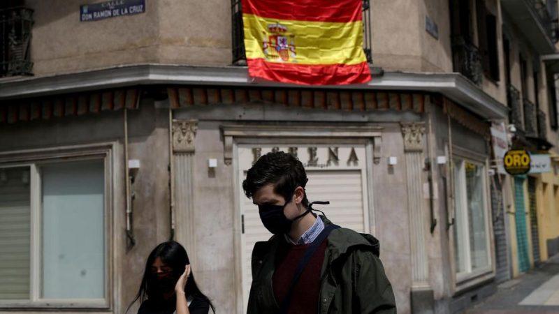 اسبانيا أول دولة أوروبية تتجاوز حاجز مليون إصابة بفيروس كورونا