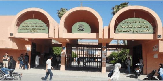جامعة القاضي عياض بمراكش تتخذ تدابير جديدة استعدادا للدخول الجامعي