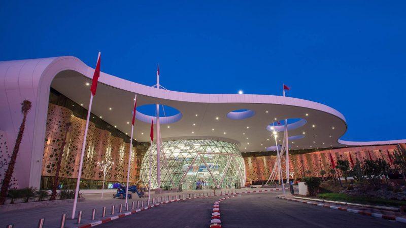 مطار مراكش المنارة الدولي ضمن أفضل مطارات القارة الافريقية لسنة 2020
