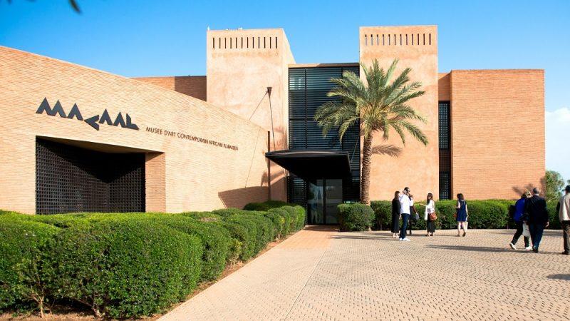 متحف الفن الافريقي المعاصر بمراكش يستضيف معرضا فنيا بمناسبة إعادة الافتتاح